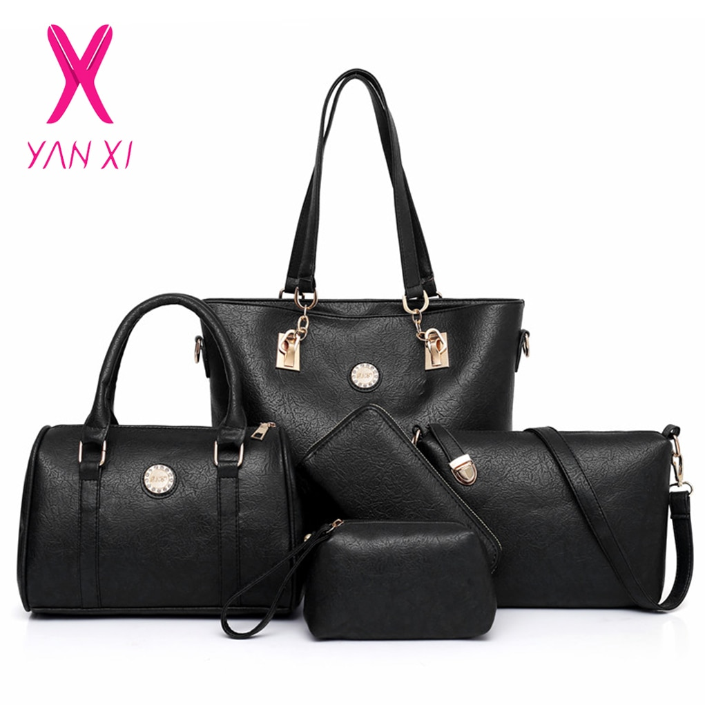 3a8cb3acf29 YANXI 2019 New Fashion Women Bag High Quality Women's Handbags Casual Female  Shoulder Bags ...